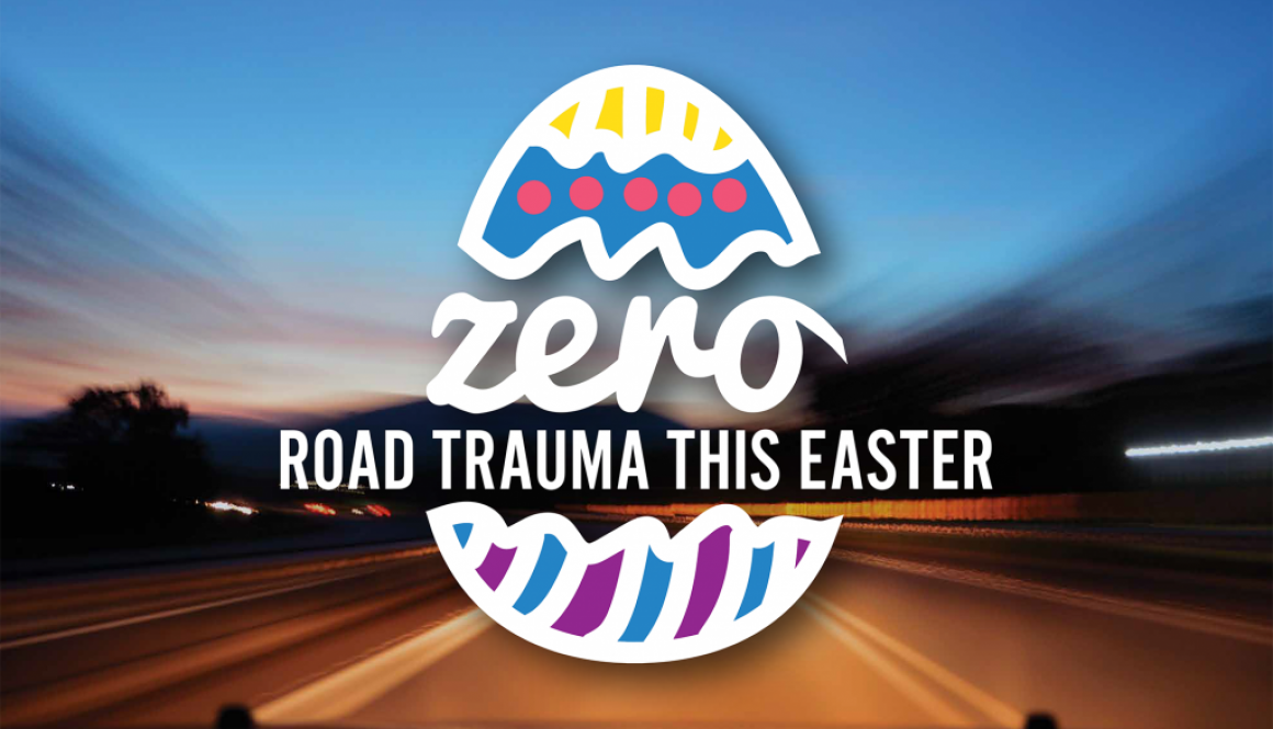 Zero Road Trauma This Easter - Snippet