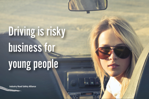 Driving is Risky Business for Young People